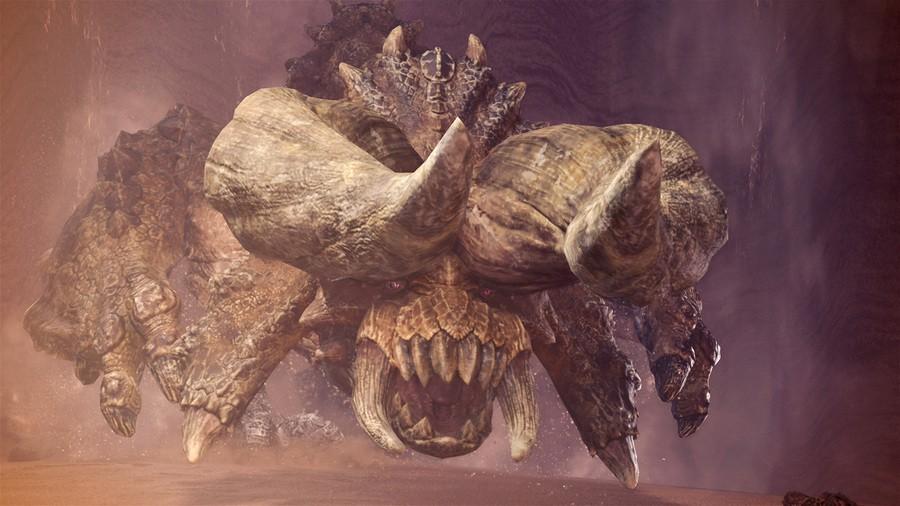 Monster Hunter World Diablos PS4 PlayStation 4