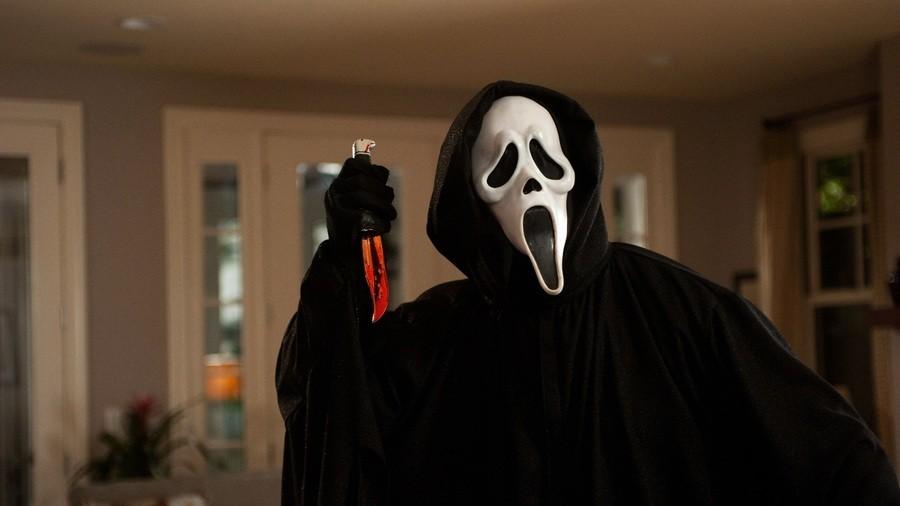 Ghostface In Scream HD