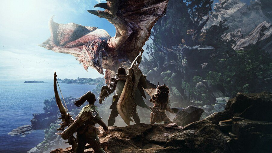 Monster Hunter: World PS4 PlayStation 4 Summer Sale PS Store US North America