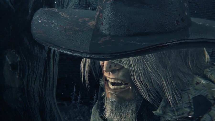 Bloodborne PS4 Father Gascoigne Boss Guide