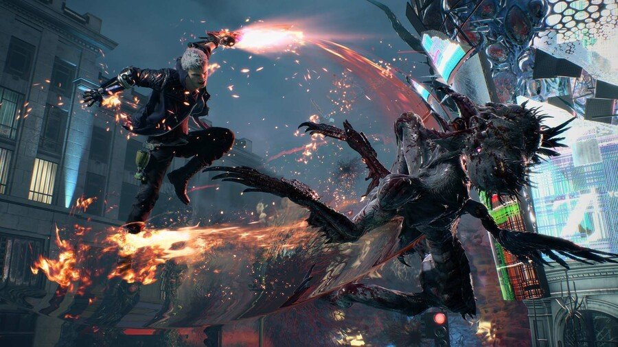 Devil May Cry 5 PS4 PlayStation 4 PS Store Sale Europe Big in Japan