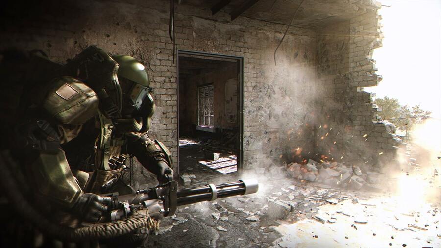 Call of Duty: Modern Warfare Killstreaks PS4 PlayStation 4