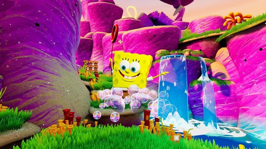 SpongeBob SquarePants Battle for Bikini Bottom Rehydrated Trophy Roadmap Guide PS4 PlayStation 4