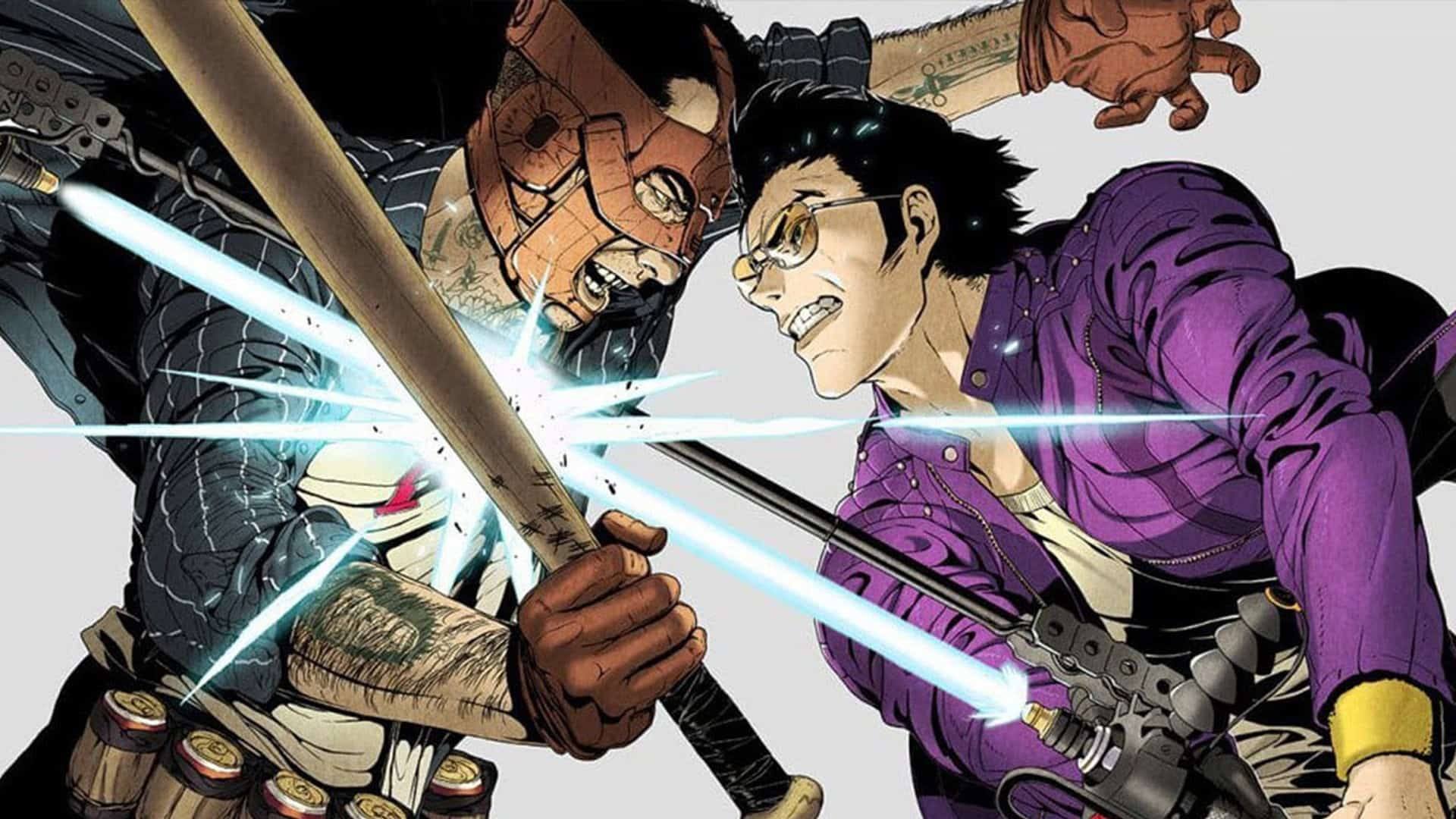 Travis Strikes Again: No More Heroes Breaks Nintendo Switch Exclusivity to Release on PS4