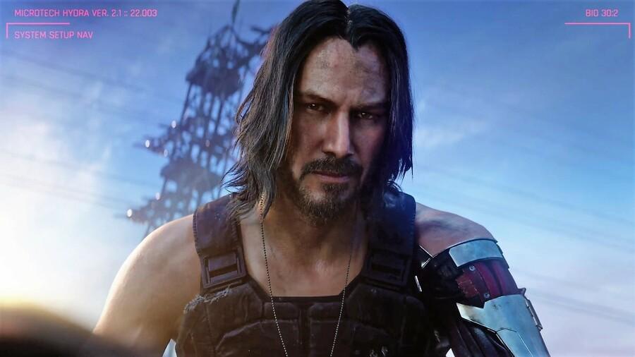 Cyberpunk 2077 PS4 Speculation