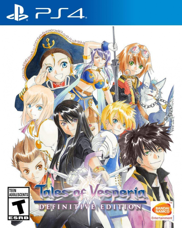 Tales of Vesperia: Definitive Edition Review (PS4) | Push Square