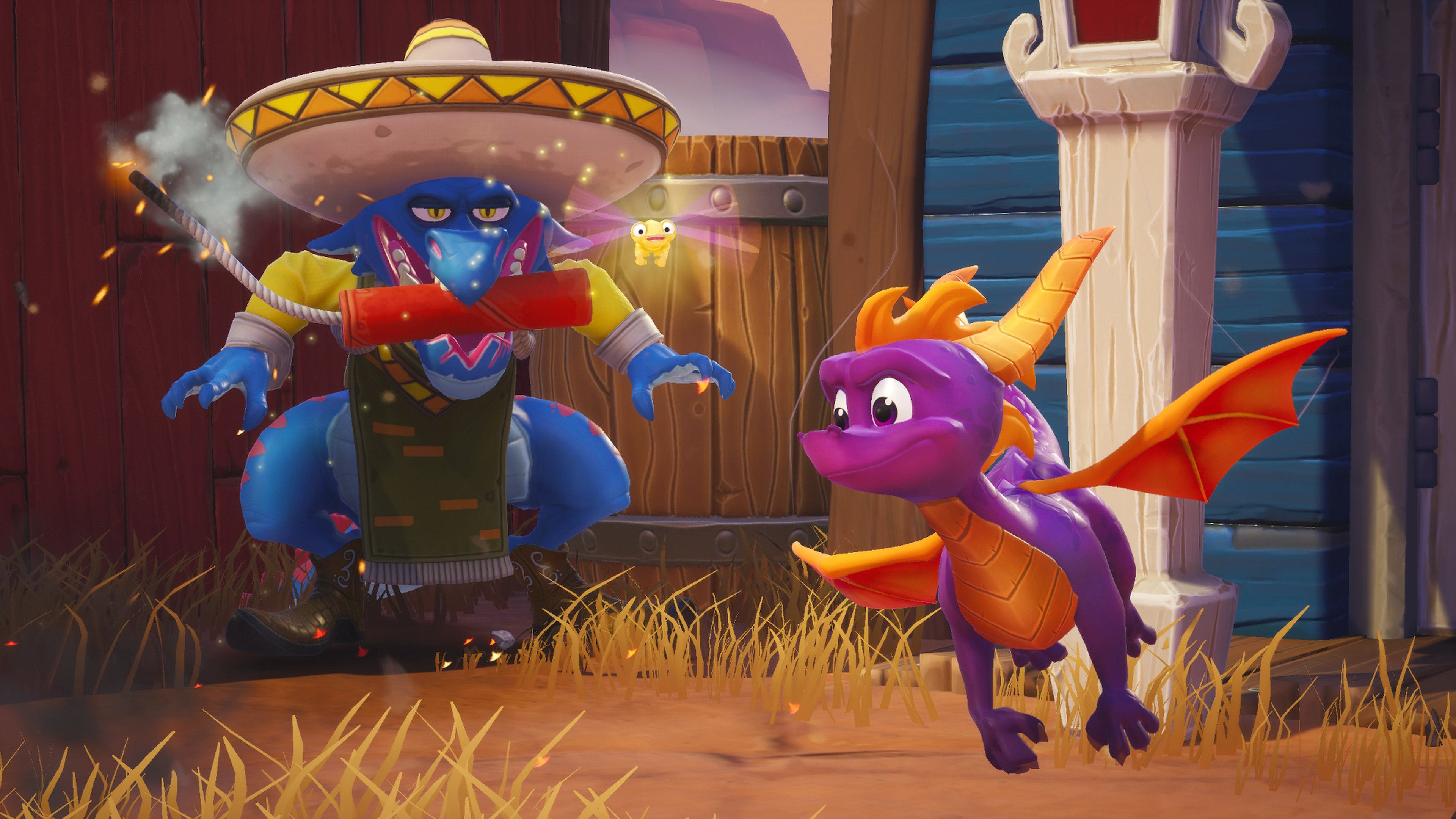 Spyro: Reignited Trilogy Still Requires Content Download for