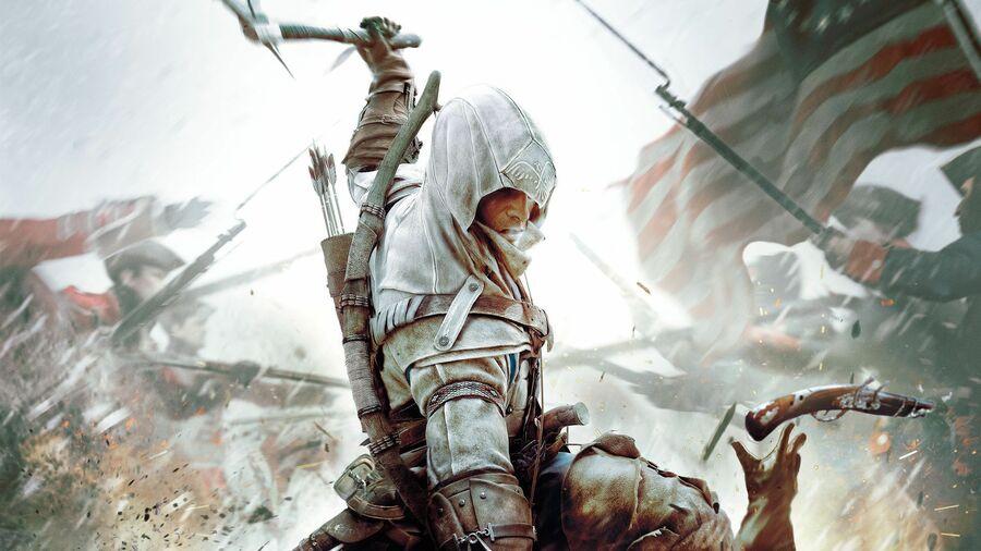 Assassin's Creed III PS4 PlayStation 4 1