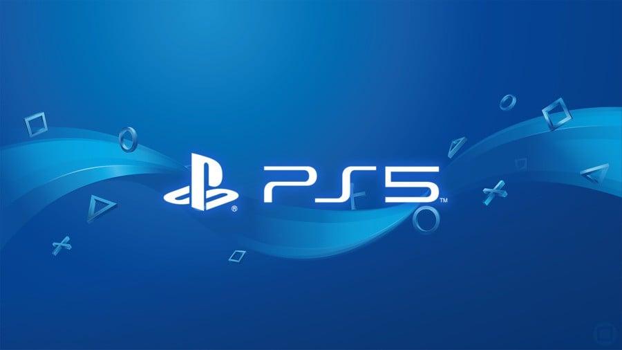 PS5 PlayStation 5 Logo Sony 1