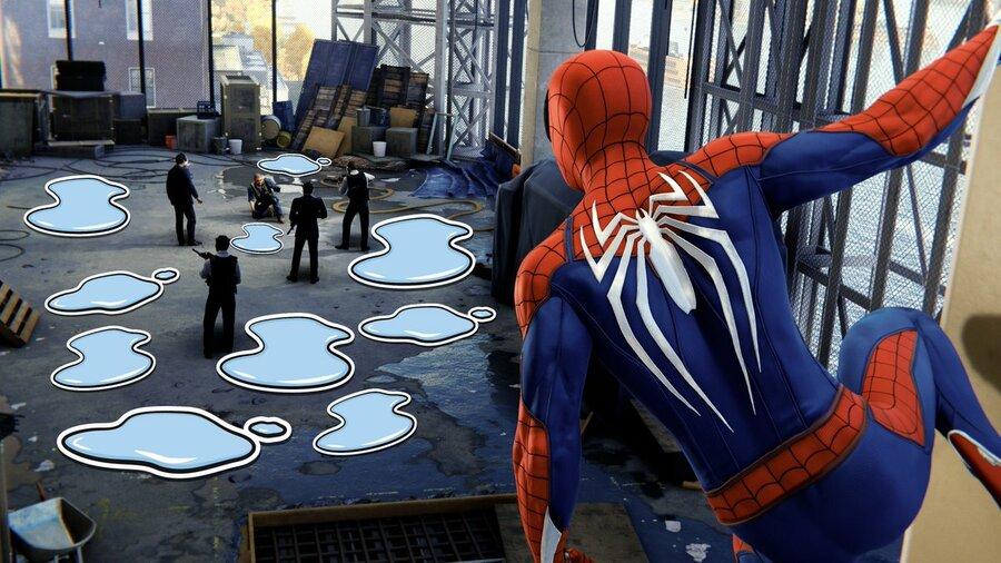 Marvel's Spider-Man PS4 PlayStation 4 Downgrade 1