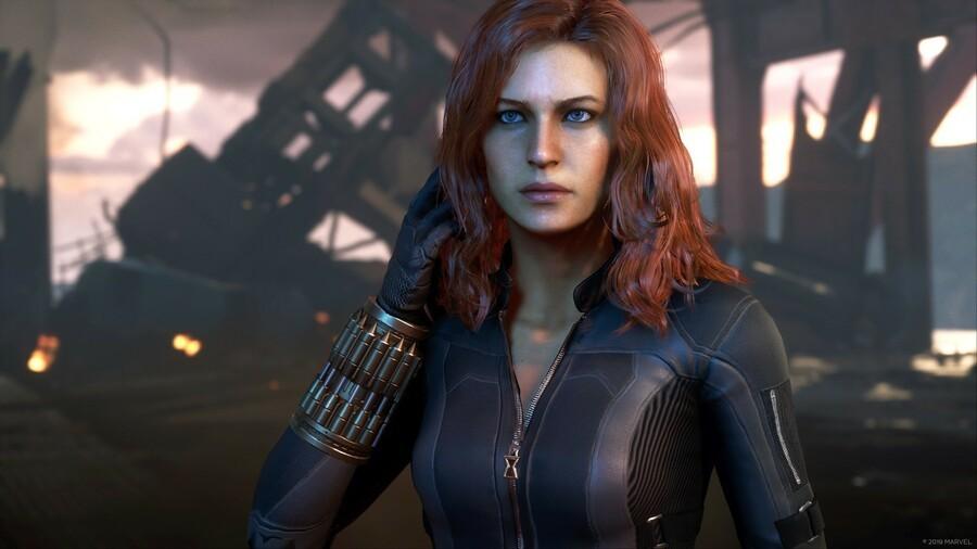 Marvel's Avengers Game: All Free Black Widow Unlocks Guide 1