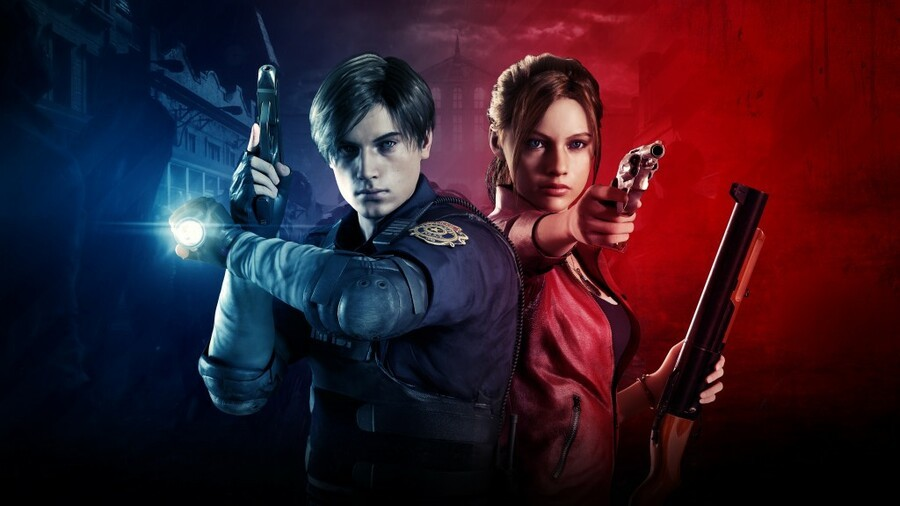 US PS Store Sale Resident Evil 2 PS4 PlayStation 4 1