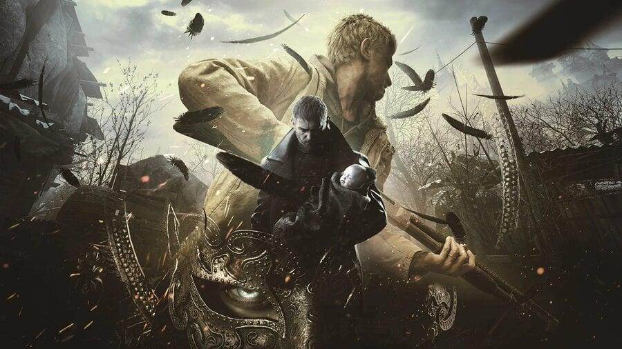 Resident Evil Village PS5 PS4
