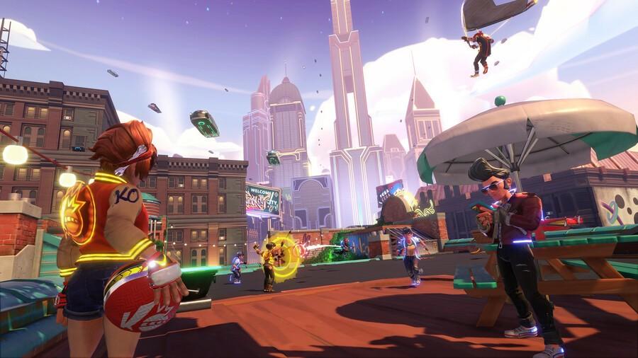 Knockout City PS4 PlayStation 4 4
