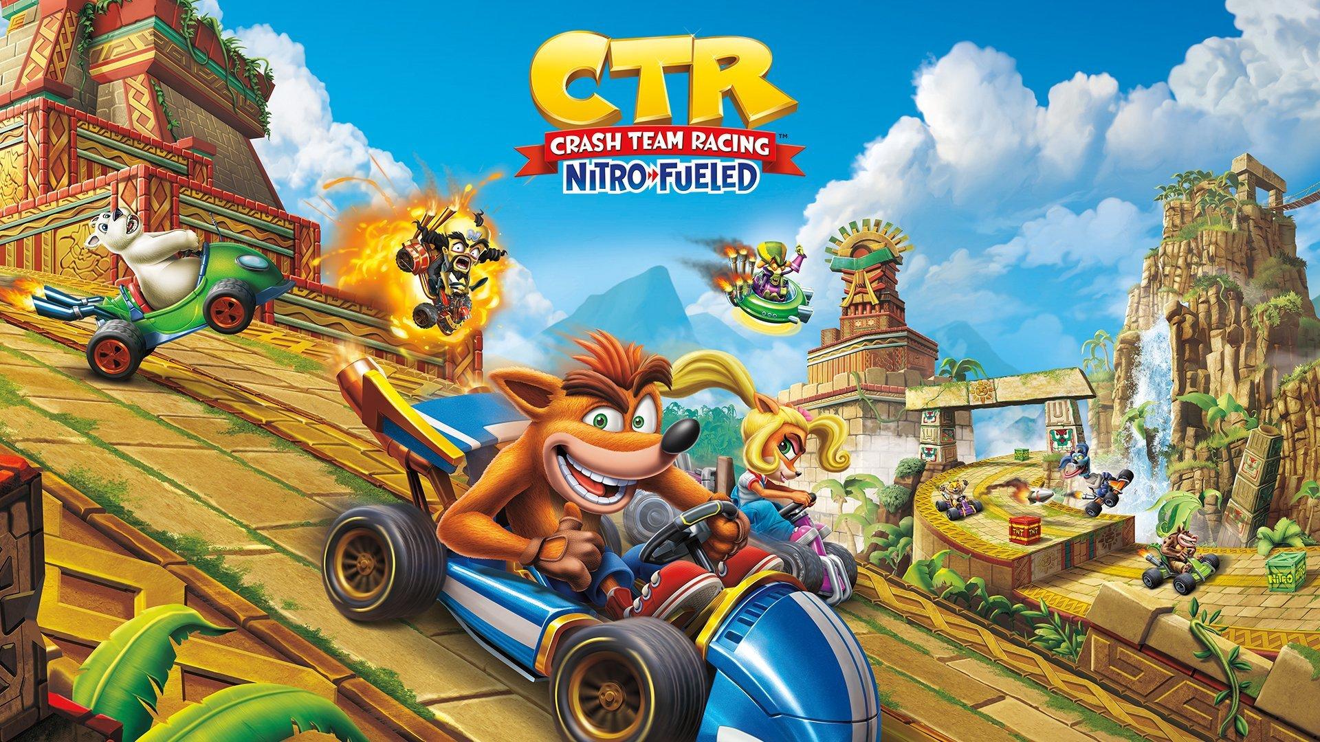 New Crash Bandicoot Game Lets You Play as Coco, Cortex