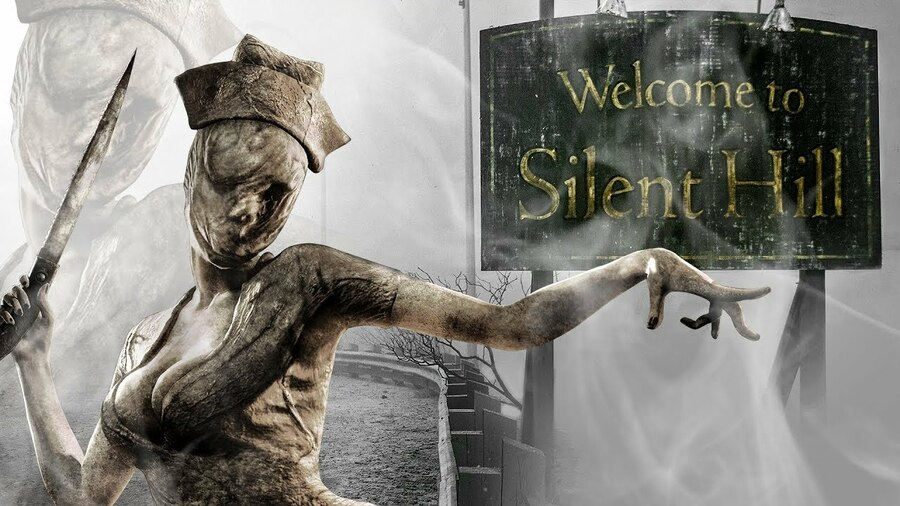 Silent Hill PS5 PlayStation 5