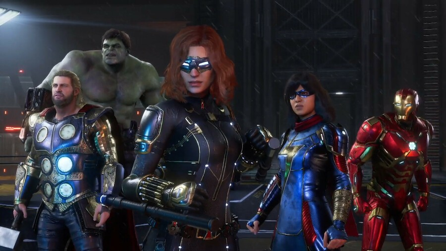 Marvel's Avengers Game: How to Get Catalysts Guide 1