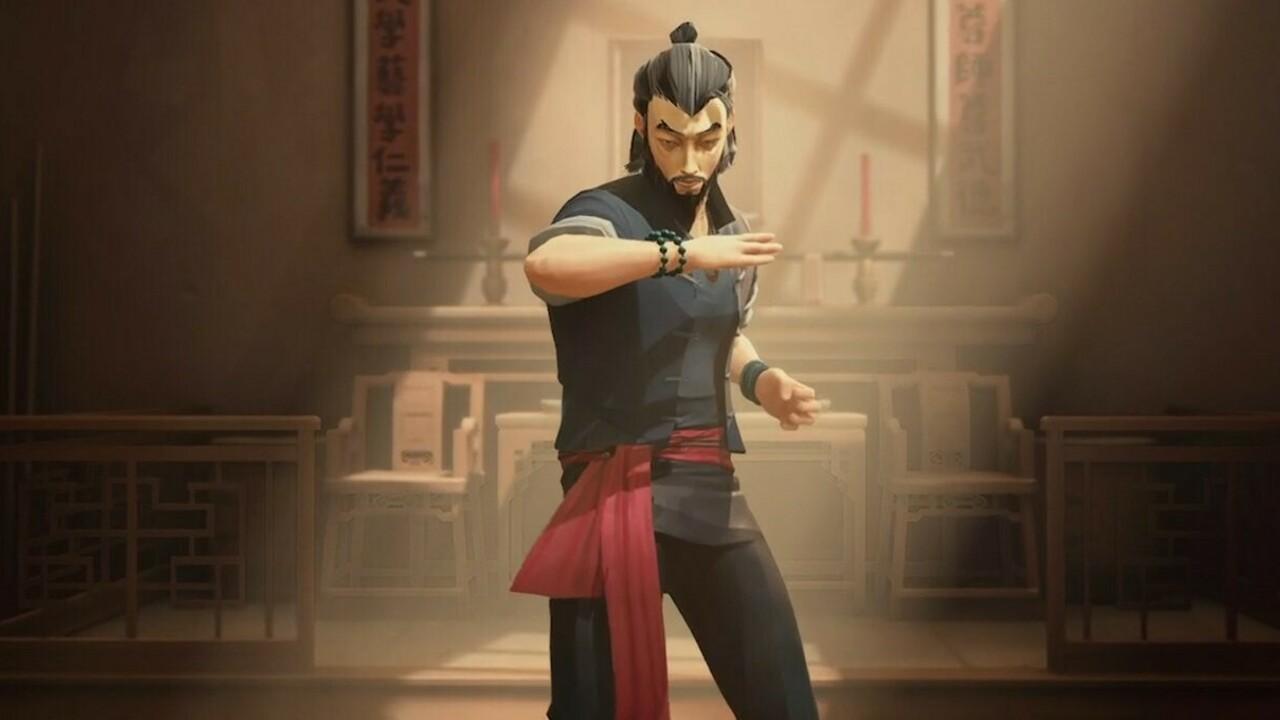 Sifu — следующая игра от Absolver Dev Sloclap, выходящая на PS5 и PS4