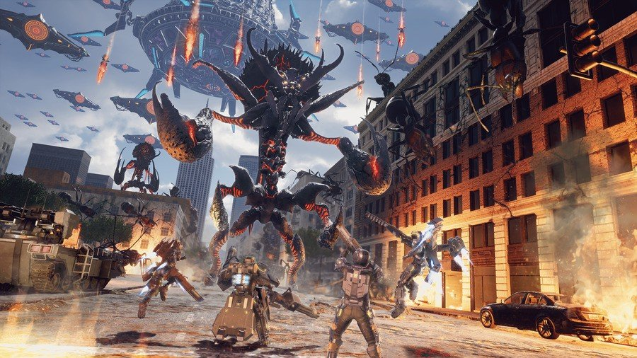 Earth Defense Force: Iron Rain How Many Missions Are There Guide