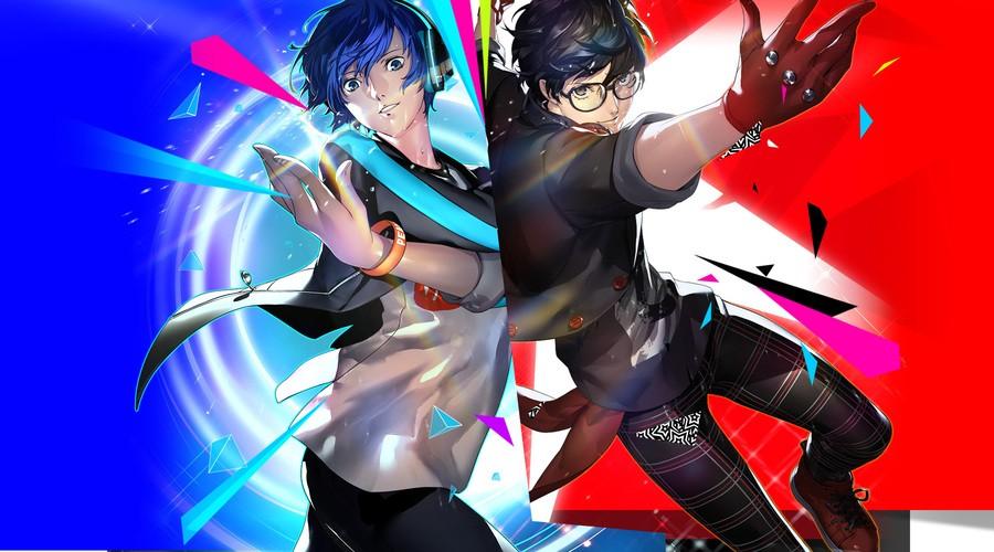 Persona 5 3 Dancing demos ps4