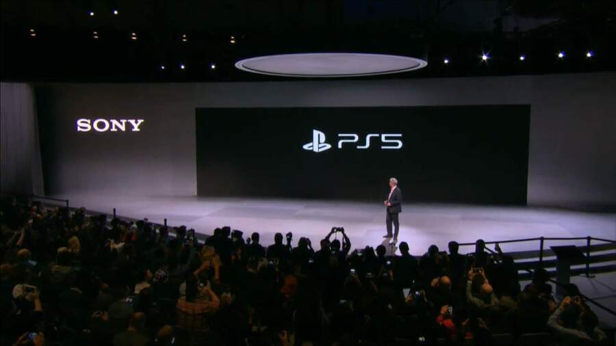 PS5 PlayStation 5 Sony 1