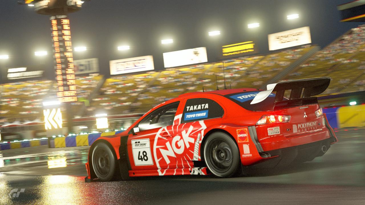 First Look at Gran Turismo Sport's Awaited Rain Update