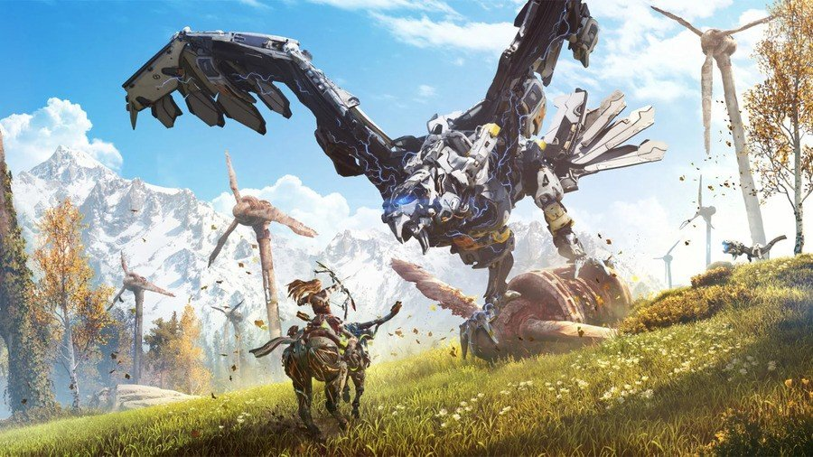 Horizon Zero Dawn Guide Tips, Tricks, and All Collectibles PS4