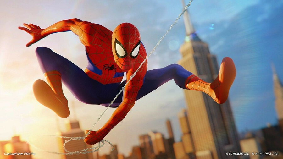 Marvel's Spider-Man PS5 PlayStation 5 1