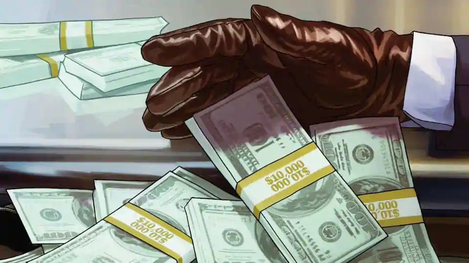 PS Plus Members Will Need to Manually Redeem Free GTA Online Money from 1st April