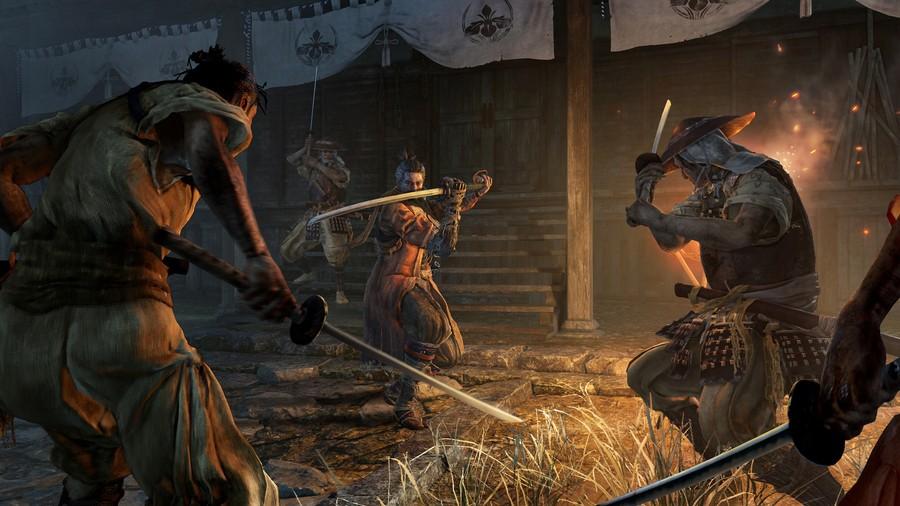 Sekiro: Shadows Die Twice Is It Like Dark Souls Guide PS4 PlayStation 4 4