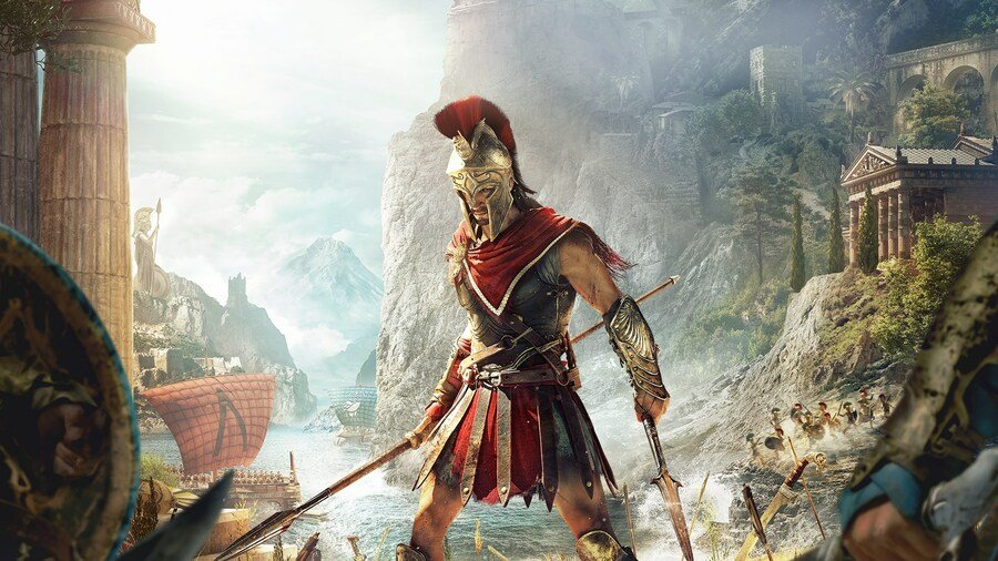 Assassin's Creed Odyssey PS5