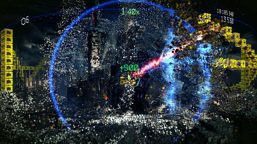 Resogun PS4 playStation 4 1