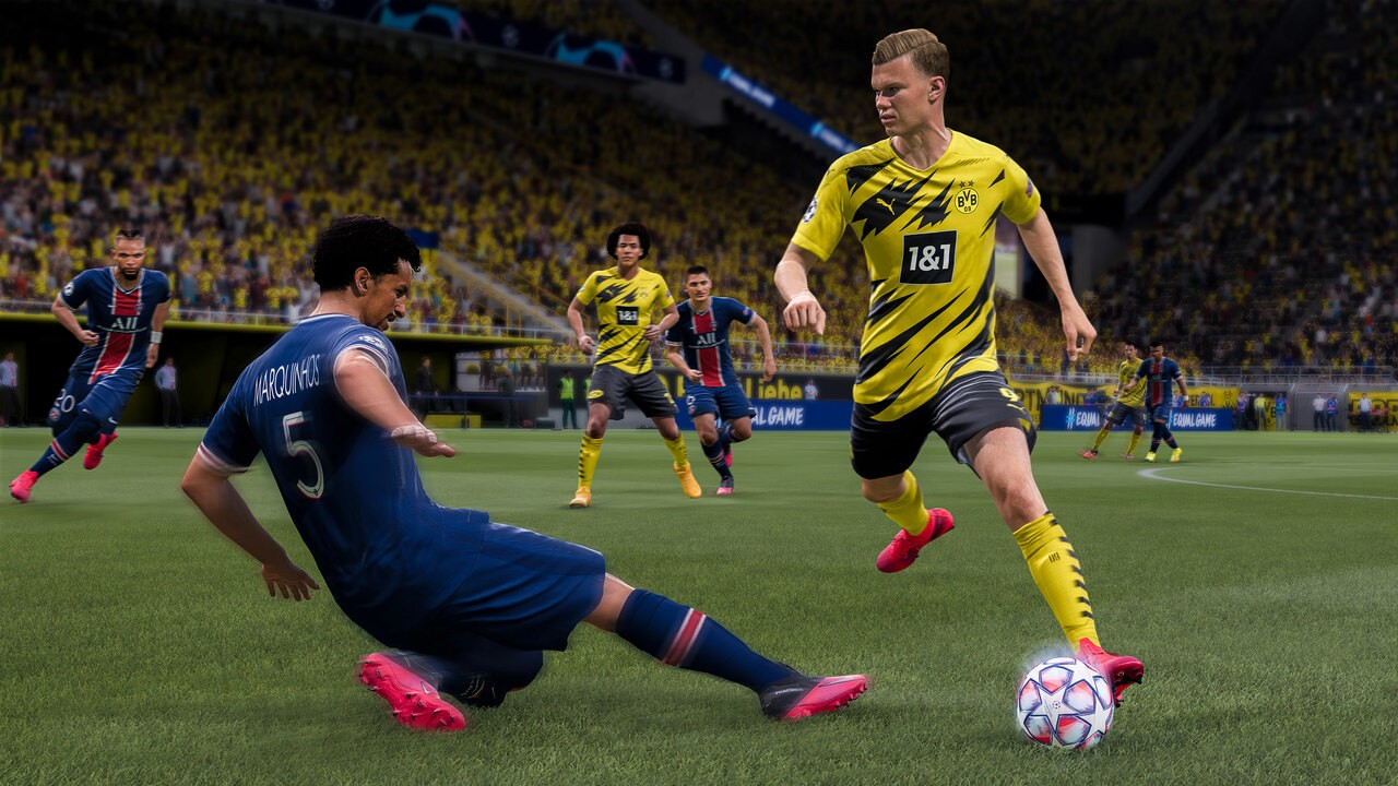 UK Sales Charts: FIFA 21 Scores a Hat Trick in Quiet Week for Retail