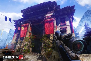 Sniper: Ghost Warrior 2 Certainly Looks The Business.