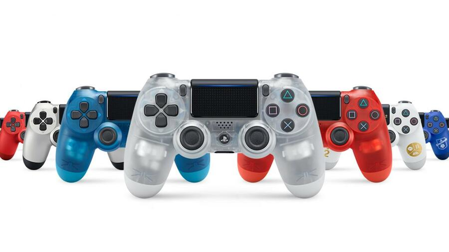 DualShock 4 PS4 Controller PlayStation 4 1