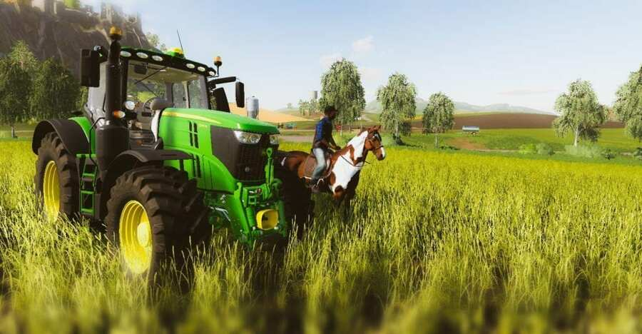 Farming Simulator 22 PS5 PlayStation 5 1