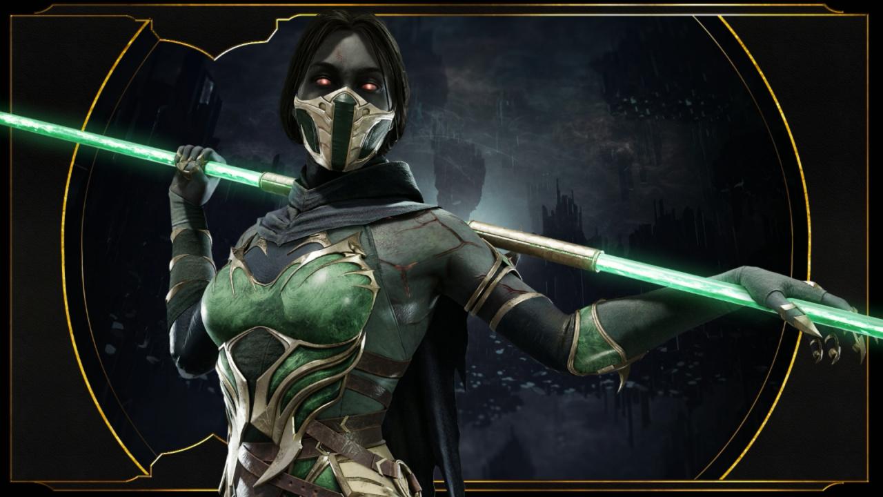 Mortal Kombat 11's Jade Is Spinning Plates in Reveal Trailer