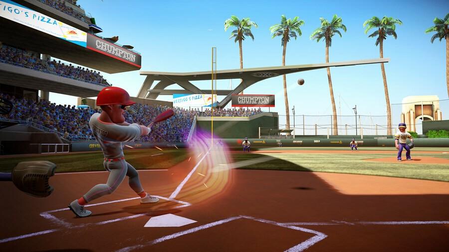 Super Mega Baseball 2 Cross-Play PS4 PlayStation 4