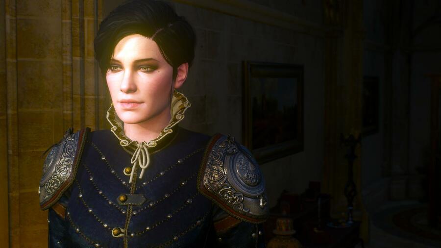 The Witcher 3 Syanna Romance