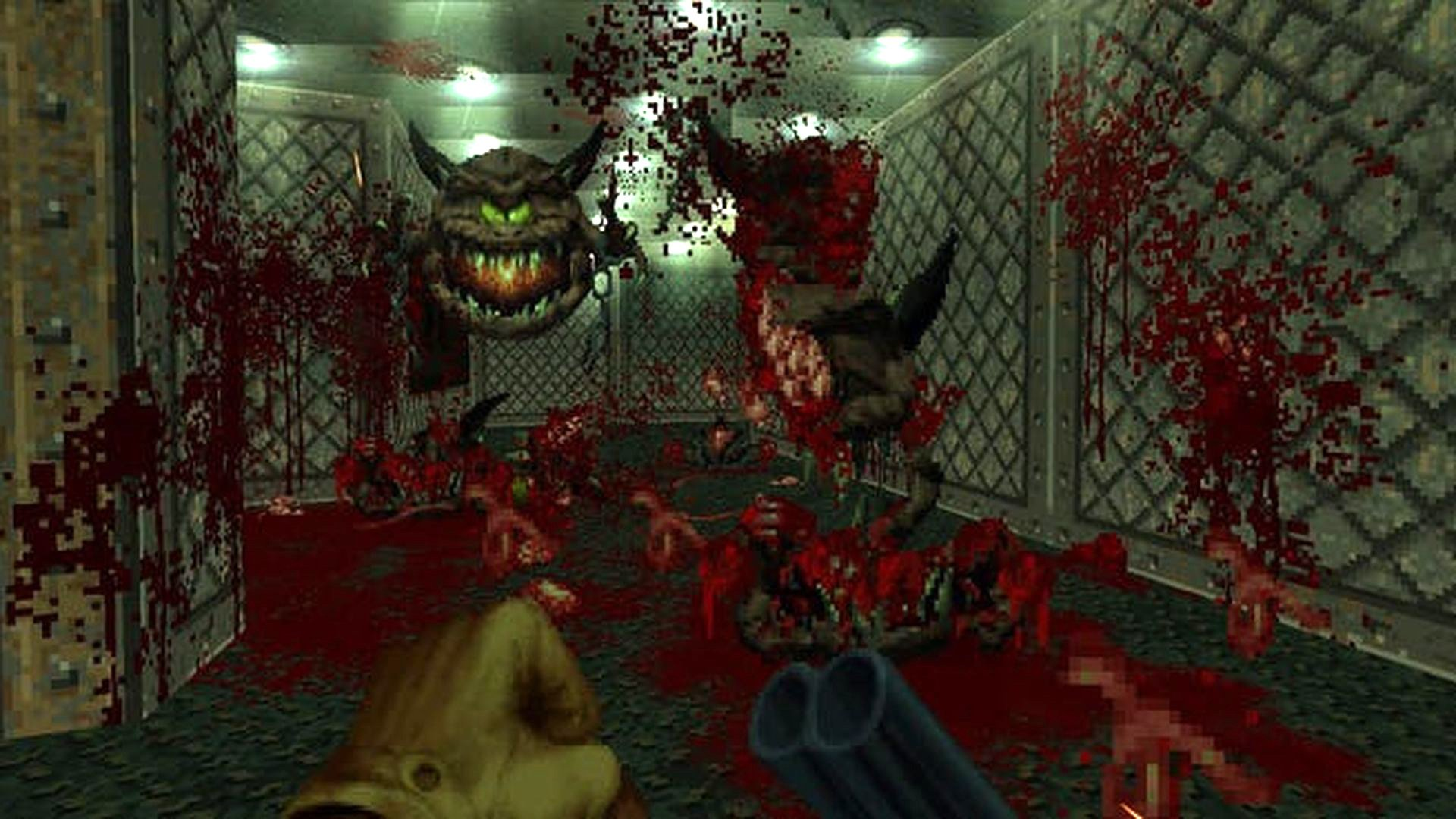 Deleted Age Rating Suggests DOOM 64 Is Coming to PS4 - Push