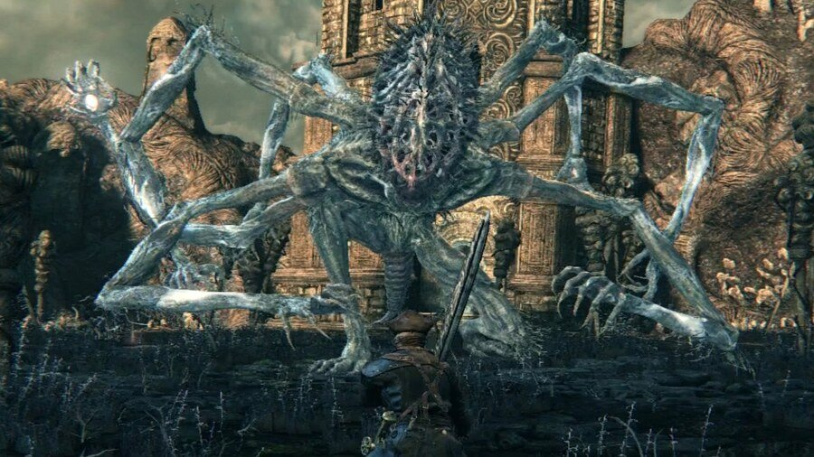 Bloodborne PS4 Amygdala Boss Guide Tips