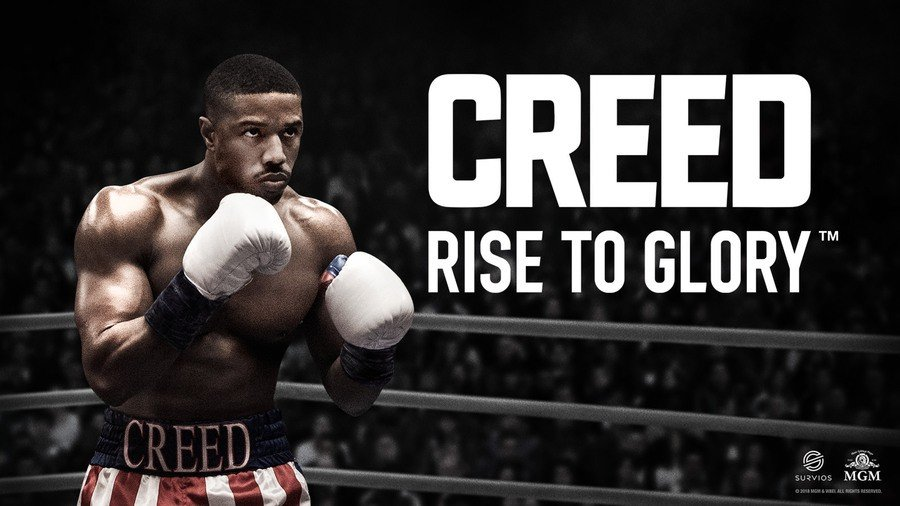 Creed PS4 PlayStation 4 VR Sony 1