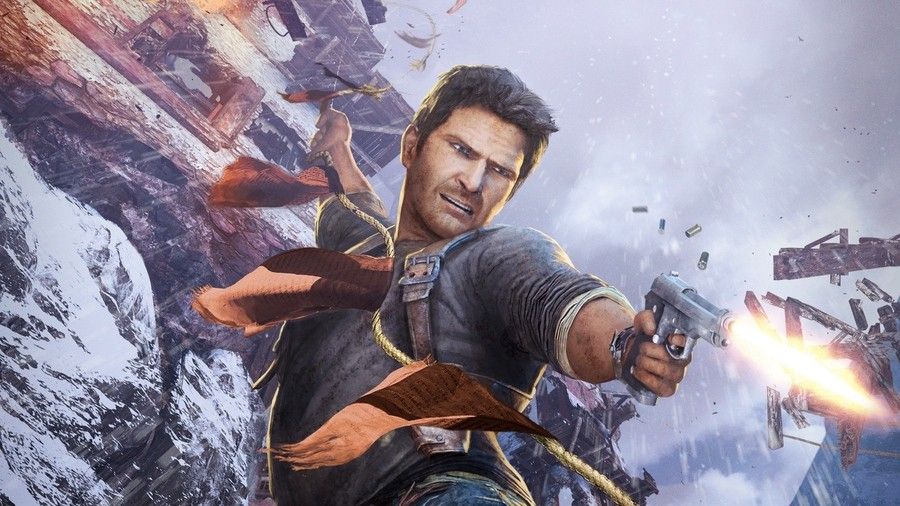 PS Plus PlayStation Plus January 2020 PS4 Uncharted Nathan Drake Collection Goat Simulator