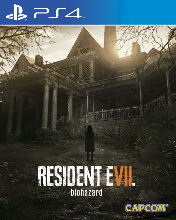Resident Evil 7 Biohazard Ps4 Playstation 4 Game Profile