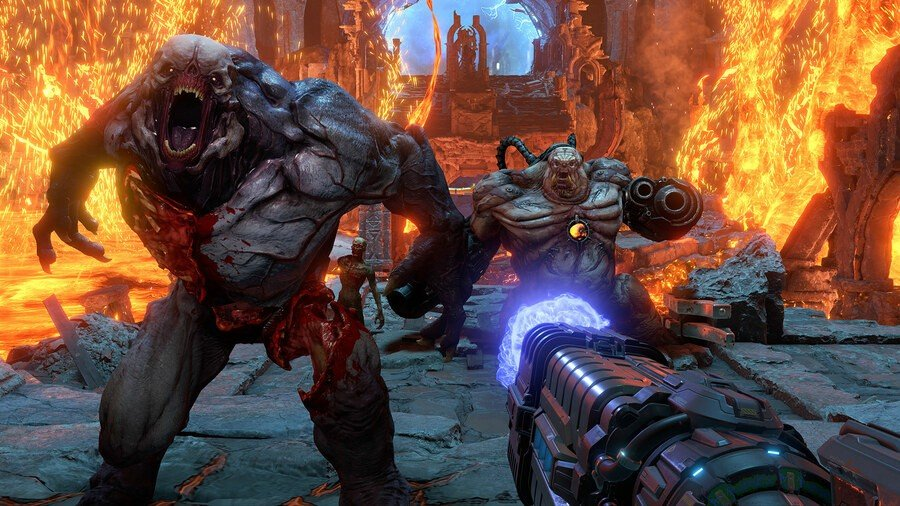 What Difficulty Level Should I Start With in Doom Eternal PS4 Guide