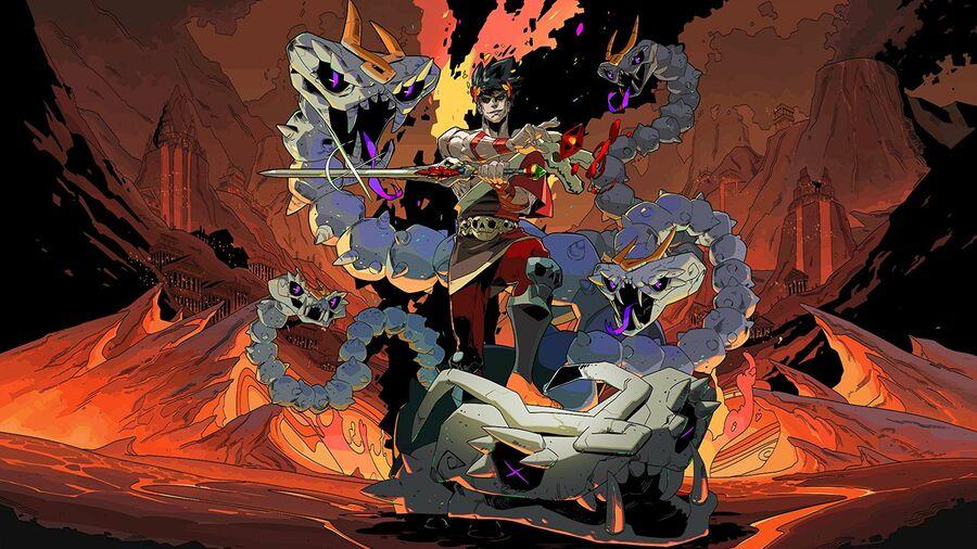 Hades PS5 PS4