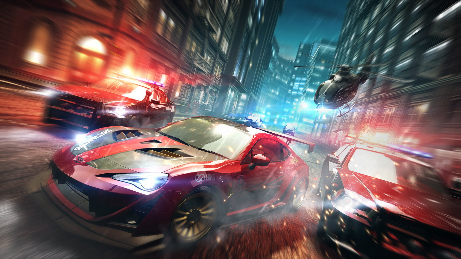 EA Removes All Traces of Previous Need for Speed Games Ahead of Tomorrow's Reveal