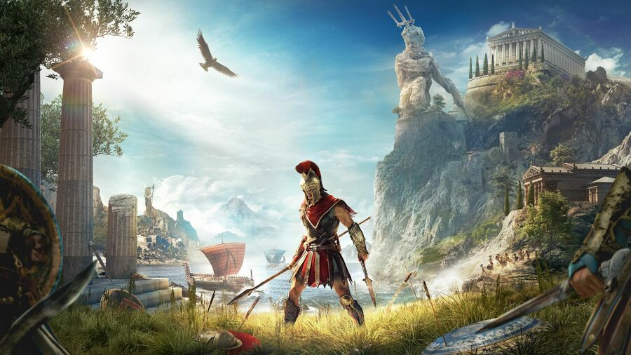 assassin's creed odyssey character builds