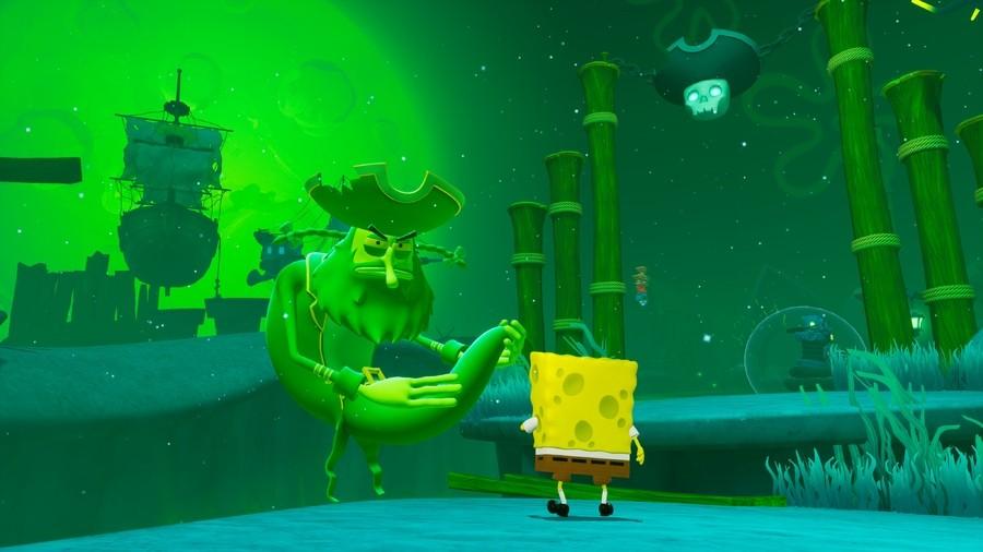 SpongeBob SquarePants Battle for Bikini Bottom Rehydrated Flying Dutchman's Graveyard Collectibles Guide PS4 PlayStation 4