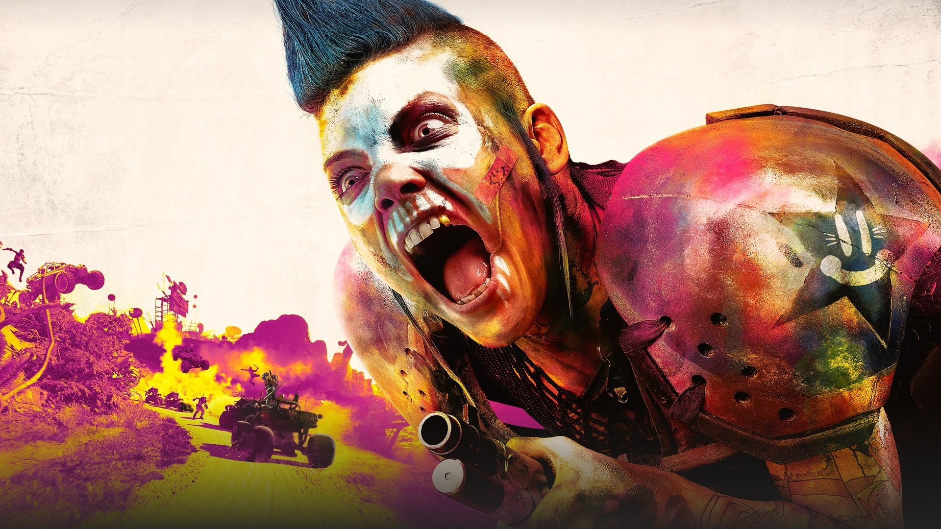 Pre-Order RAGE 2 from Walmart Canada to Get the E3 2018 Leaked Boxart Sleeve